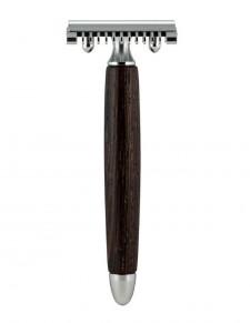 Fatip - rasoio di sicurezza open comb wenghè 100 mm