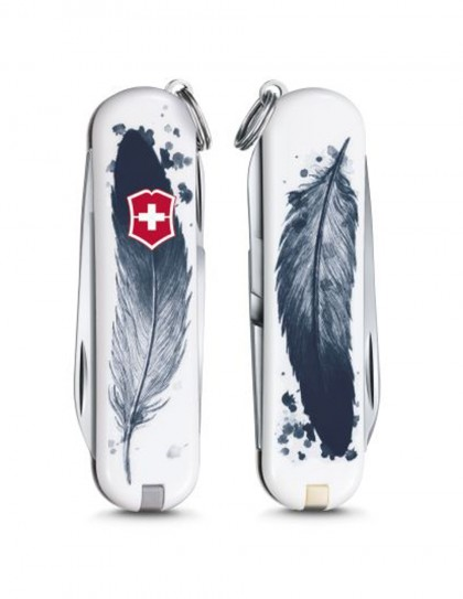 "Victorinox - Classic ""Light as a Feather"" Coltello Multiuso 58 mm"