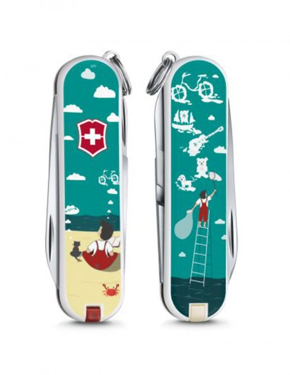 "Victorinox - Classic ""Dream Big"" Coltello Multiuso 58 mm"