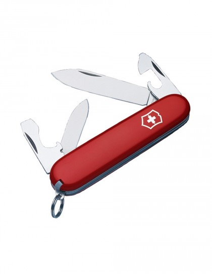 Victorinox - Recruit Coltello Multiuso 84 mm