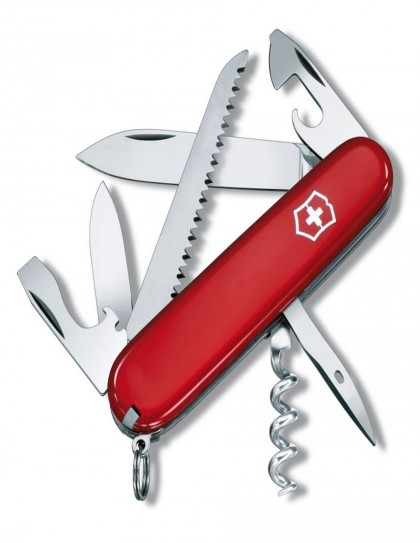 Victorinox - Camper Coltello Multiuso 91 mm