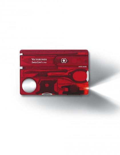 Victorinox - SwissCard Lite Ruby