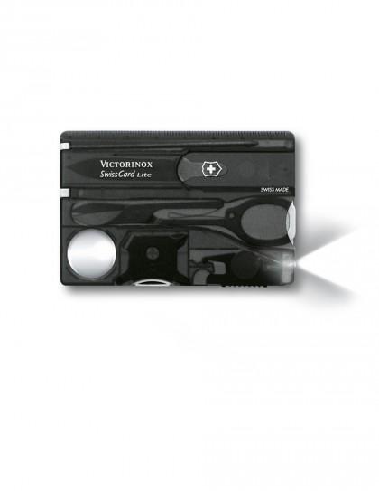 Victorinox - SwissCard Lite Onyx