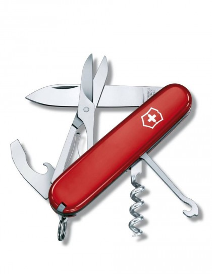 Victorinox - Compact Coltello Multiuso 91 mm