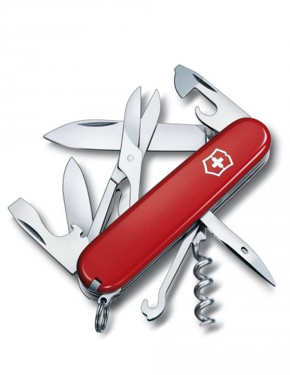 Victorinox - Climber Coltello Multiuso 91 mm