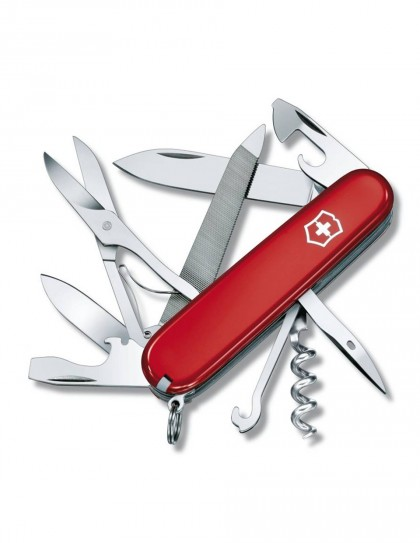 Victorinox - Mountaineer Coltello Multiuso 91 mm