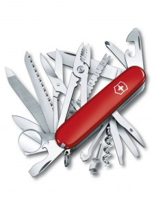 Victorinox - Swisschamp Coltello Multiuso 91 mm