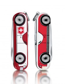 "Victorinox - Classic ""Car"" Coltello Multiuso 58 mm"