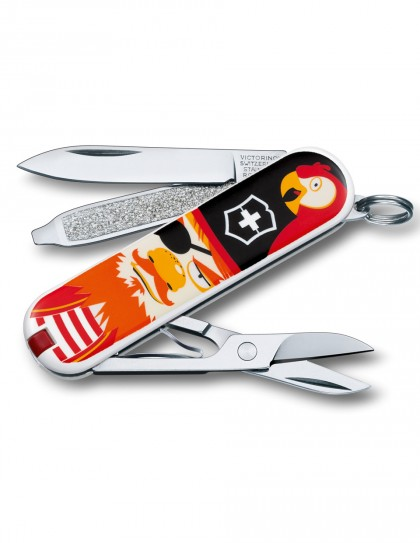 "Victorinox - Classic ""Treasure"" Coltello Multiuso 58 mm"