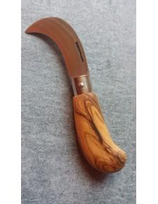 Codega - Roncola Valtellina cm. 5 legno di ulivo selezionato