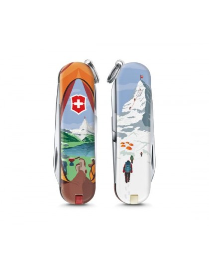 "Victorinox - Classic ""Call of Nature"" Coltello Multiuso 58 mm"