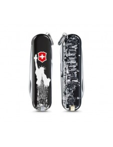 "Victorinox - Classic ""New York"" Coltello Multiuso 58 mm"