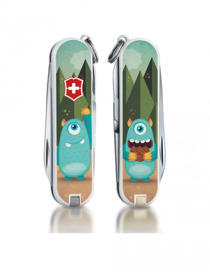 "Victorinox - Classic ""Snack Time"" Coltello Multiuso 58 mm"