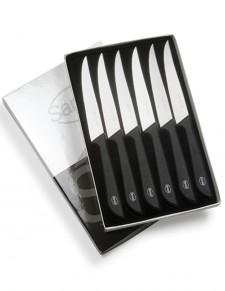 Sanelli - Confezione pz. 6 coltelli da costata - Linea Lario