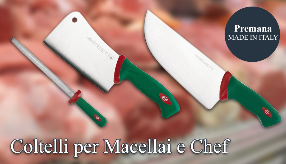 Coltelli per Macellai e Chef